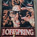 The Offspring - Other Collectable - The Offspring big poster flag 95 x 140 no 9058