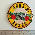 Guns N' Roses - Patch - Guns N' Roses patch 4