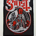 Ghost - Patch - Ghost secular haze  patch g196