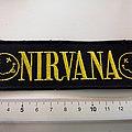 Nirvana - Patch - Nirvana patch used610