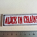 Alice In Chains - Patch -  Alice In Chains patch a289