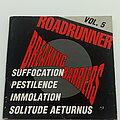 Suffocation - Tape / Vinyl / CD / Recording etc -  Roadrunner  official 1991 promo cd vol 5