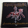 Iron Maiden - Patch - Iron Maiden   seventh son 2011 patch 236