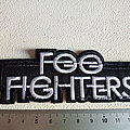 Foo Fighters - Patch -  Foo Fighters   patch used566  ----4.5 x 12 cm