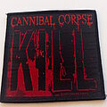 Cannibal Corpse - Patch - Cannibal Corpse  2007 kill patch c160