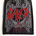 Slayer official 2009 patch used628