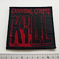 Cannibal Corpse - Patch - Cannibal Corpse kill patch c260