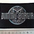 Dimmu Borgir patch d289
