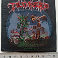 Tankard - Patch - Tankard one foot in the grave patch t238