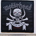 Motörhead   march or die patch 35