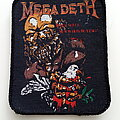 Megadeth - Patch - Megadeth 1987  peace sells... but who is buying   patch 86