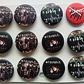 My Chemical Romance - Pin / Badge -  My Chemical Romance  new buttons 3.1 cm   b59