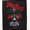 Judas Priest - Patch - Judas Priest hell bent for leather patch  j18