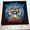 Motörhead  Overkill patch 87