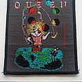 Queen - Patch - Queen official 1991 Innuendo patch q50