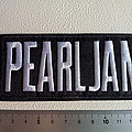 Pearl Jam - Patch - Pearl Jam patch p165  size 5 x 12 cm