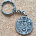 The Rolling Stones - Other Collectable -  The Rolling Stones official keychain 2015 zip code grey