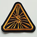 Sepultura - Patch - Sepultura new shaped patch 11
