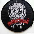 Motörhead - Patch -  Motorhead snaggletooth 1990 patch 185