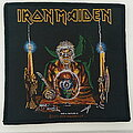 Iron Maiden - Patch - Iron Maiden  Seventh Son of a Seventh Son  2011 patch  232