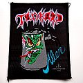 Tankard  Alien official 1990 patch t104   9X11 cm