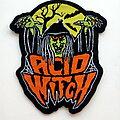 Acid Witch - Patch - Acid Witch shaped patch a307