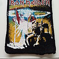 Iron Maiden - Patch - IRON MAIDEN  2 minutes to midnight  1984 patch 150  - 8x10 cm
