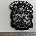 Goatwhore - Patch - Goatwhore shaped patch g195