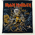 Iron Maiden - Patch - Iron maiden live after death 2004 off. merchandise   patch 190