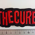 The Cure - Patch - The Cure shaped patch c285