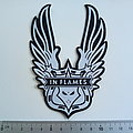 In Flames   shaped patch i35