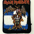 Iron Maiden - Patch -  Iron Maiden 1988 The Evil That Men Do patch 13