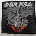 Overkill - Patch - OVERKILL  2009 patch  820 used