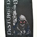 Disturbed - Patch -  Disturbed patch d273