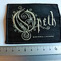 Opeth - Patch - Opeth  patch 2001 used390