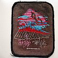 Pink Floyd - Patch - PINK FLOYD official  80's patch used102 vintage 8X10 collector's item
