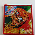 Cannibal Corpse square patch c138 nieuw 6.5x6.5cm