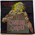 Cannibal Corpse - Patch - Cannibal Corpse 1992 eaten back to life patch c80