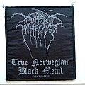 Darkthrone   true norwegian black metal patch d77