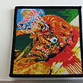 Cannibal Corpse square patch c135 new 6.5x6.5cm