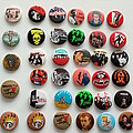 Twisted Sister - Other Collectable - various buttons b3