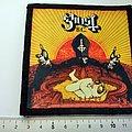 Ghost patch g133  10 x10.5 cm