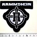 Rammstein - Patch - Rammstein shaped patch 5