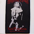 Cradle Of Filth - Patch - Cradle Of Filth  vestal masturbation patch c159