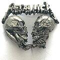 Metallica - Pin / Badge - Metallica official 1993 Sad But True pin badge speld no 341
