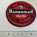 Slayer Jeff Hanneman patch 29 ---  8.5 cm