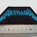 Metallica - Patch - Metallica patch 124