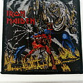 """Iron Maiden - Patch - iron maiden   official 2011 The Number Of The Beast"""" Printed Patch 1982 patch ..."""