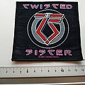 twisted sister 2007 embleem patch used388