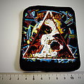 Def Leppard  2€ vintage 80's hysteria patch d181